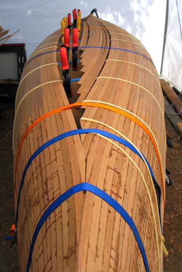 Free Sea Kayak Building Plans