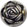 Sterling Silver Rosebud 9mm