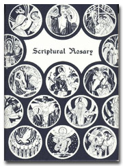 Prayer Books and Related: Scriptural Rosary Book