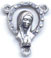 Rosary Centers : All Materials: Mary Crowned Size 5 OX