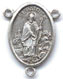 Rosary Centers : All Materials: St. Patrick Size 5 OX
