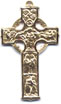 Rosary Crosses : Solid Gold: Celtic 14KT*