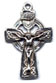 Rosary Crucifixes: Celtic (Size 3) SS