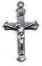 Rosary Crucifixes : All Materials: Classic (Size 4) SS
