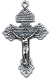 Crucifixes for Necklaces: Pardon (Size 5) NS
