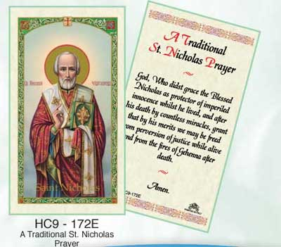 Items related to St. Nicholas: Nicholas