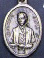 Religious Saint Holy Medal : All Materials: St. Dominic Savio OX Mdl