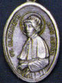Religious Saint Holy Medal : All Materials: St. Elizabeth Ann Seton OX Mdl