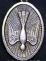 Religious Saint Holy Medal : All Materials: Holy Spirit OX Saint Medal