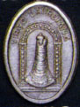 Religious Saint Holy Medal : All Materials: Virgin of Loreto OX Medal