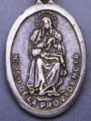 Holy Saint Medals: Our Lady Star of the Sea OX Holy Medal
