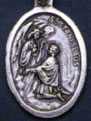 Items related to St. Stanislaus: St. Stanislaus OX Saint Medal