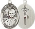 Religious Saint Holy Medal : All Materials: Pope John Paul II SS Medal