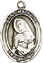 Religious Saint Holy Medal : Sterling Silver: St. Madeline Sophie Barat SS M