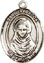 Religious Saint Holy Medal : Sterling Silver: St. Rebecca SS Saint Medal