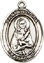 Religious Saint Holy Medal : All Materials: St. Victoria SS Saint Medal