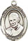 Religious Saint Holy Medal : Sterling Silver: St. Luigi Orione SS Medal