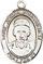 Religious Saint Holy Medal : Sterling Silver: St. Joseph Freinademetz SS Mdl