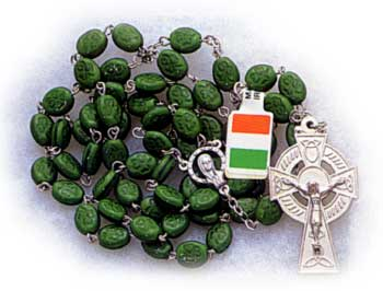 Rosary Necklaces: Celtic Rosary
