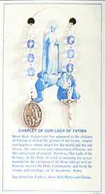 Our Lady of Fatima Chaplet
