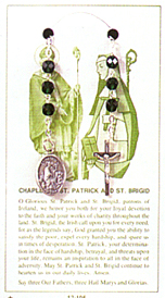 Patrick and Bridget Chaplet
