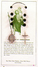 Rosaries: Christopher Chaplet