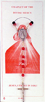 Pre-made Rosaries and Chaplets: Divine Mercy Chaplet