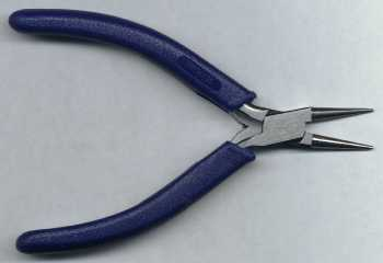 Rosary Making Tools: Ergonomic Round Nose Pliers
