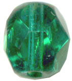 Cz FP Emerald Glass 6mm