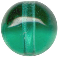 Druk Teal Glass 8mm