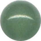 Semi-precious Beads: Aventurine Green 6mm