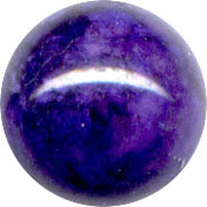 Fossil Purple 8mm