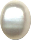 Semi-precious Beads: Freshwater Pearls 6mm