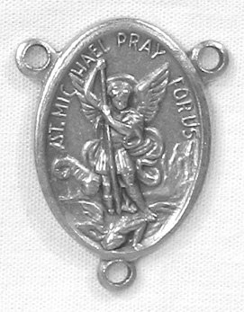 Rosary Centers: St. Michael Size 6 SP