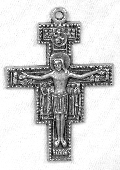 Crucifixes: SanDamiano (Size 7) SP