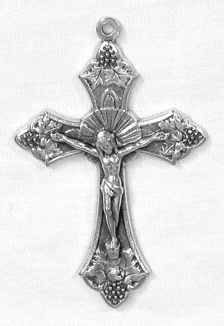 Crucifixes: Traditional (Size 5) SS