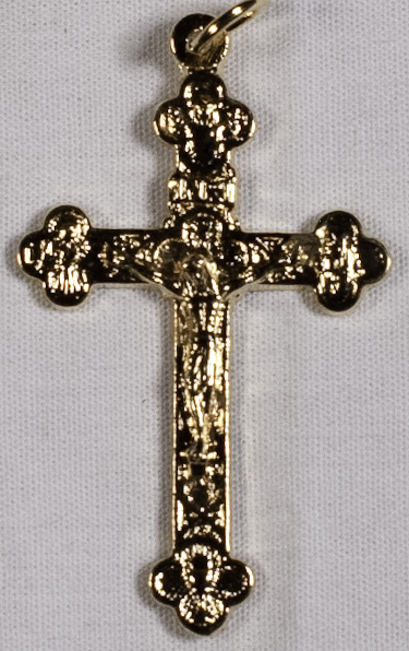 Crucifixes: Eucharistic Crucifix GP Size 4