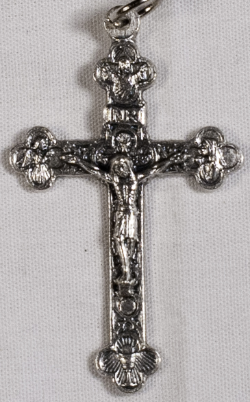 Eucharistic Crucifix SP Size 4