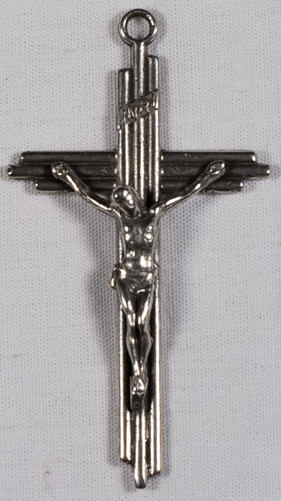 Crucifixes: Triple Crucifix SS Size 5