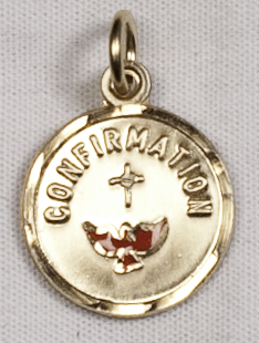 Confirmation GF Medal