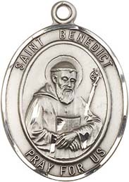 Religious Medals: St. Benedict SS Saint Medal