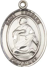 Religious Medals: St. Charles SS Saint Medal