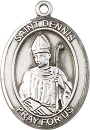 Religious Medals: St. Dennis SS Saint Medal