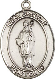 Religious Medals: St. Gregory the Great SS Medal
