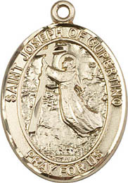 Religious Medals: St. Joseph Cupertino GF Medal