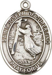 Religious Medals: St. Joseph Cupertino SS Medal