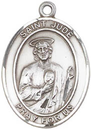 Religious Medals: St. Jude SS Saint Medal