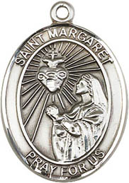 Religious Medals: St. Margaret Mary Alacoque SS