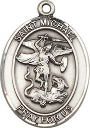 Religious Medals: St. Michael the Archangel SS