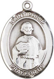 Religious Medals: St. Philip Neri SS Saint Medal